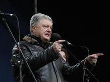 Полиция составила админпротокол в отношении мужчины, бросившего яйцо в направлении Порошенко на Майдане – СМИ