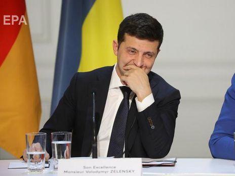 Зеленский: Российская сторона настаивала на одном годе, а мы настаивали на 10
