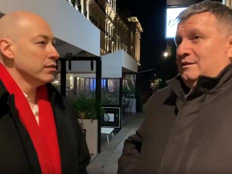 Аваков: Я доволен тем, что мы держали и держим позицию