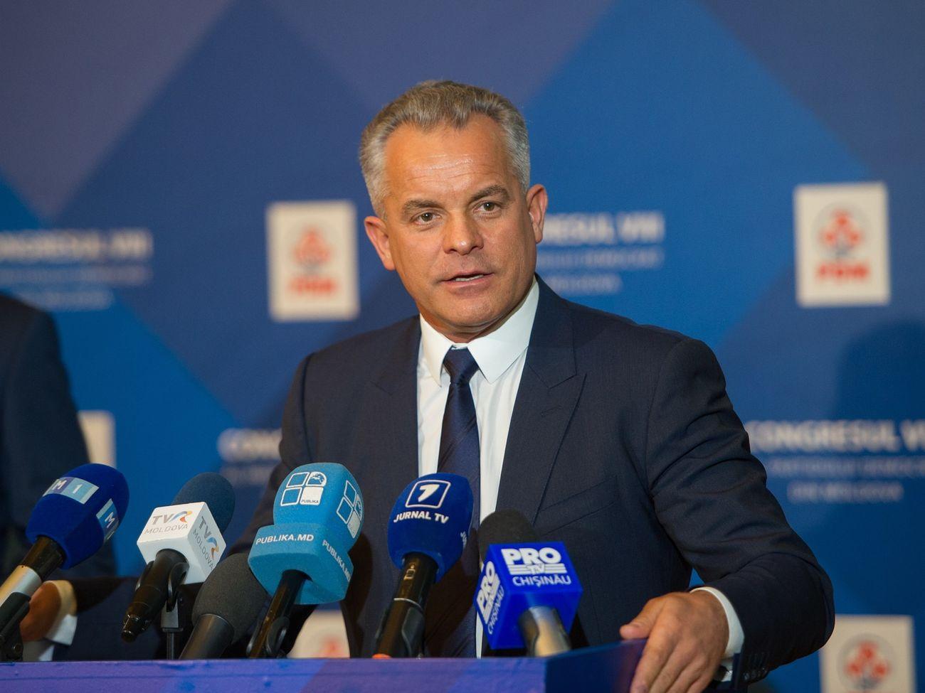 Екслідер Демпартії Молдови Плахотнюк попросив притулку в Україні – молдовський політик