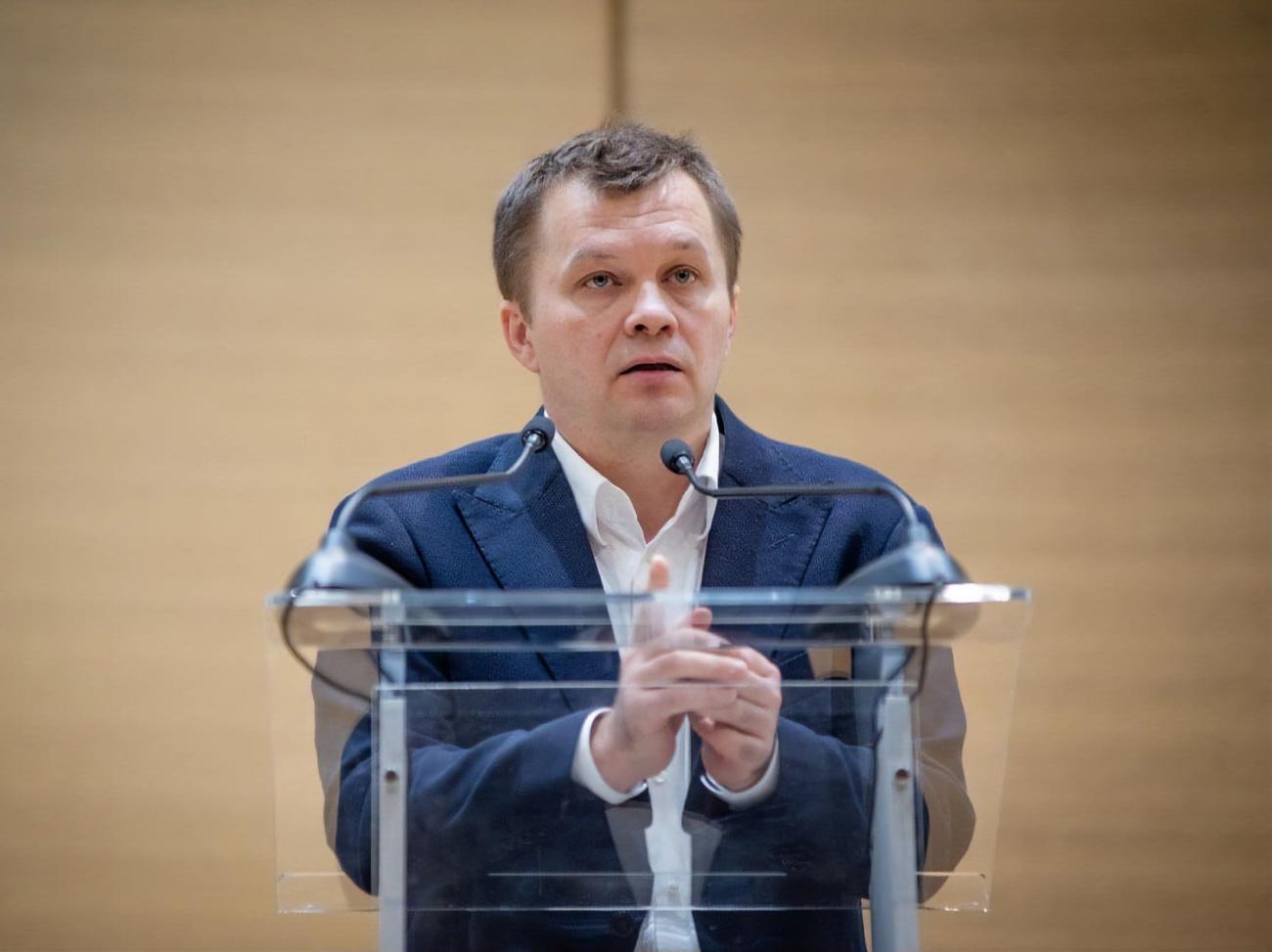 Милованов заявив, що його міністерство буде розбиратися з високими цінами на бензин