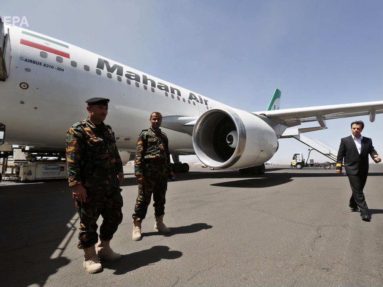 США розширили санкції проти Ірану, наклавши їх на найбільшу авіакомпанію країни