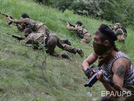 Боевики наДонбассе планируют проведение системных провокаций 1сентября,— разведка