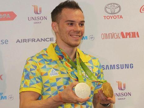 Олег Верняев— лучший спортсмен августа вУкраине