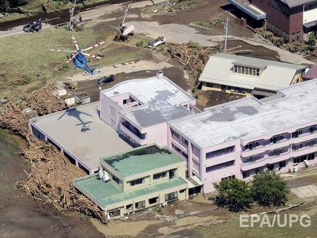 Жертвами тайфуна «Лайонрок» вЯпонии стали несколько человек