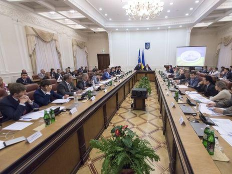 Кабмин одобрил стратегию восстановления мира на захваченных территориях