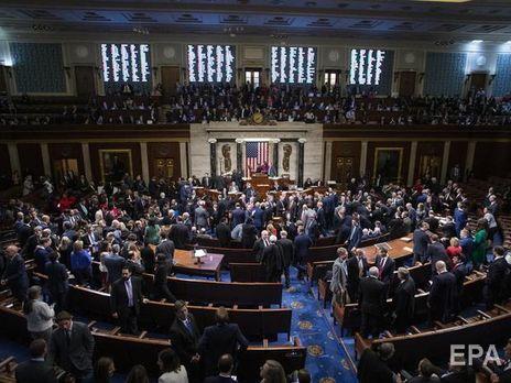 Палата представників підтримала виділення Україні допомоги
