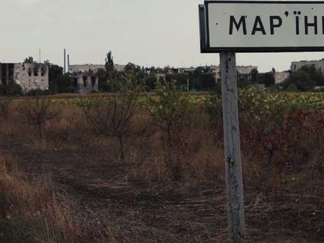 Боевики изминометов обстреляли хутор Вольный ипозиции ООС около  Крымского