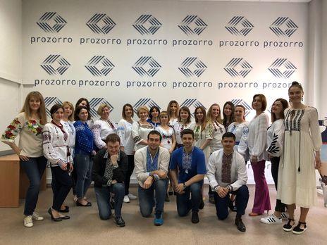 Система ProZorro работает в Украине с 2015 года