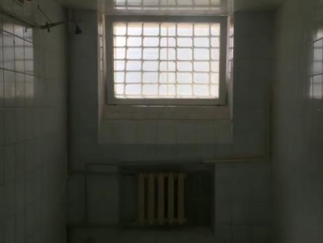 Журналистам показали пустой следственный изолятор СБУ в Харькове