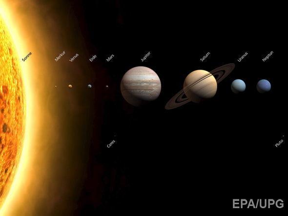 """Российские ученые: В недрах Урана и Нептуна может содержаться """"кислота Гитлера"""""""