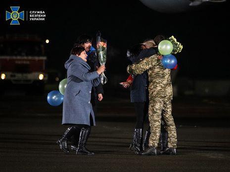 76 украинцев были освобождены