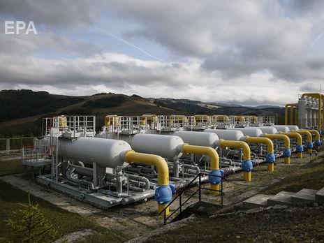 Новый контракт на транзит российского газа через Украину подписали 30 декабря