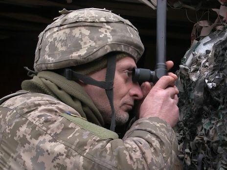 Потерь у украинской стороны нет