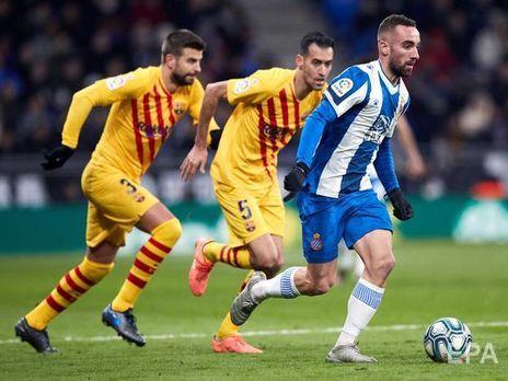 Футбол игры результаты чемпионата испании