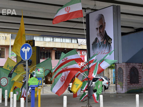 Сулеймани был убит в результате авиаудара США по международному аэропорту Багдада в Ираке