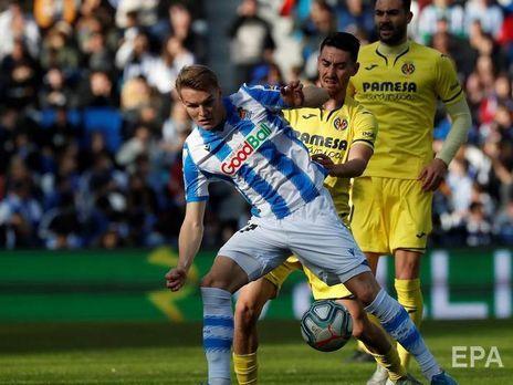 Футбол первенство испании тур 20- 21 марта результаты