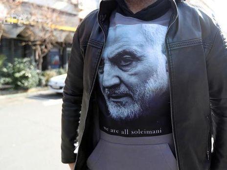 """В Ірані пригрозили США """"суворою помстою"""" за смерть генерала Сулеймані"""