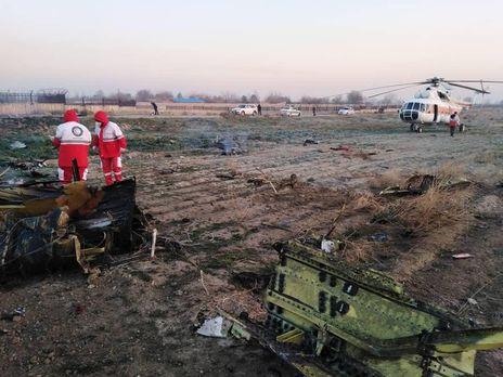 Унаслідок авіакатастрофи загинуло щонайменше 170 осіб