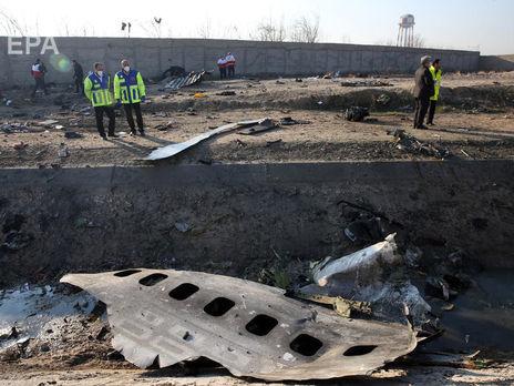 В Иране разбился самолет Международных авиалиний Украины, погибло 176 человек. Онлайн-репортаж / ГОРДОН