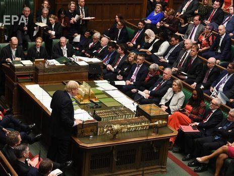 Впарламенте Британии одобрили законопроект оBrexit
