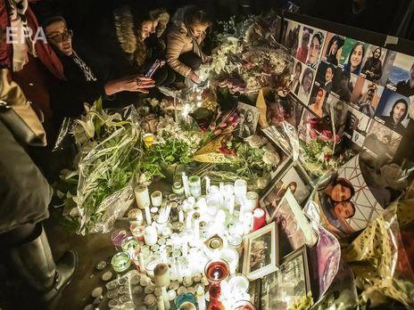 Авиакатастрофа произошла 8 января