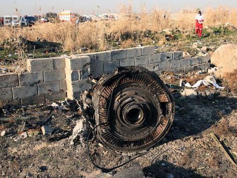 Катастрофа произошла 8 января