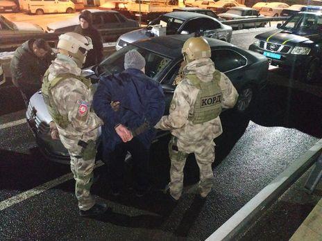 Чоловіка затримали у Закарпатській області з наркотиками
