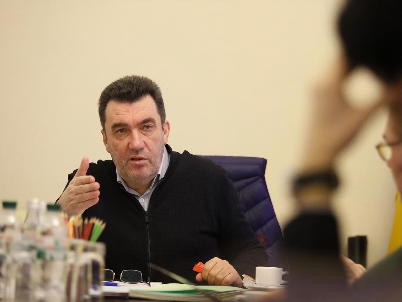 Данилов о заявлении посольства Украины в Иране о крушении самолета МАУ