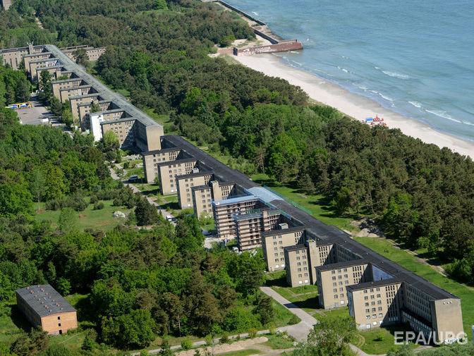 В Германии нацистский санаторий превратили в элитный курорт