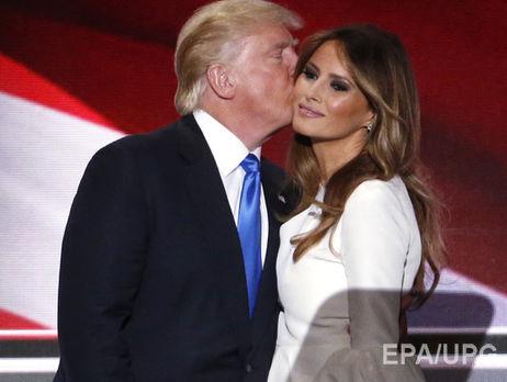 Супруга Трампа подала всуд наDaily Mail запубликацию, «порочащую достоинство»