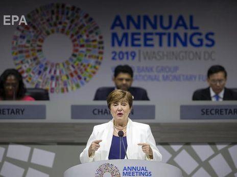 """Георгиева считает, что глобальная торговая система """"нуждается в значительном обновлении"""""""
