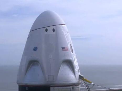 Космический корабль запустили с космодрома во Флориде