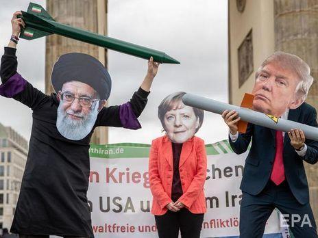 Иран объявил , что невыходит изядерной сделки