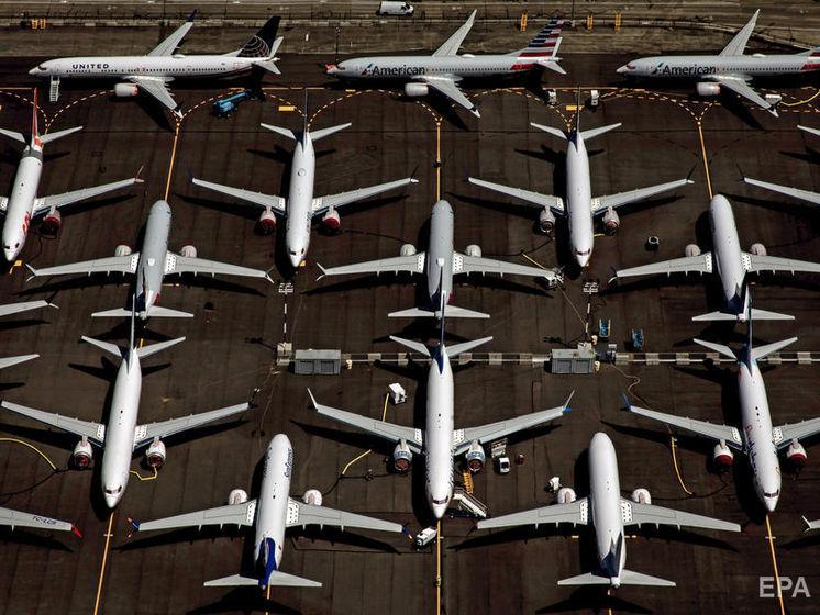 Boeing більше не випускатиме літаків 737 MAX
