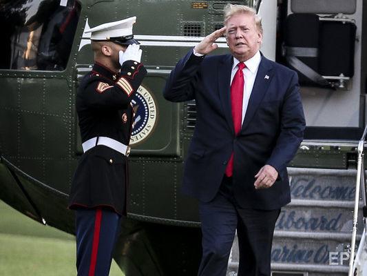 Трамп планує обмежити в'їзд у США для громадян семи країн, зокрема Білорусі