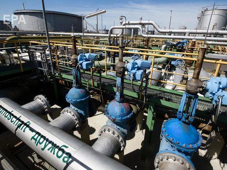 Некачественная нефть попала в нефтепровод в апреле 2019 года