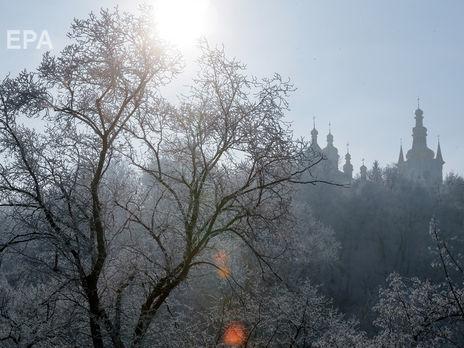 По состоянию на 24 января впервые за последние 139 лет наблюдений в Киеве еще не наступила метеорологическая зима