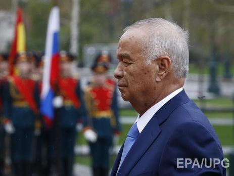 Глава Грузии соболезнует всвязи сосмертью Каримова, неуточняя источник информации