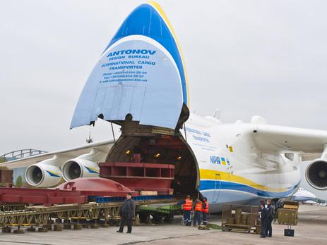 Самолет Мрия остается украинским— Антонов