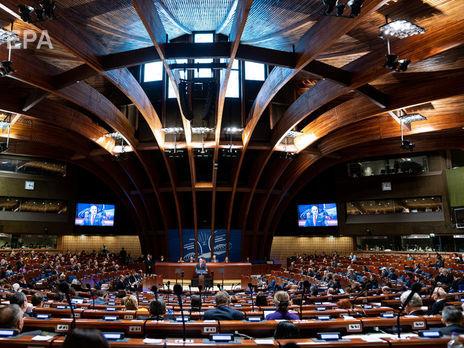 В первый день сессии новым президентом ПАСЕ стал представитель Бельгии Рик Дамс