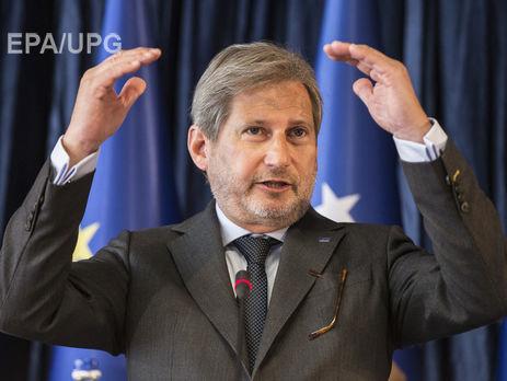 Украина получит безвизовый режим в2015-м году,— еврокомиссар