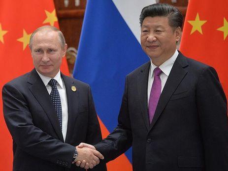 СиЦзиньпин обрадовался российскому мороженому, подаренному Путиным