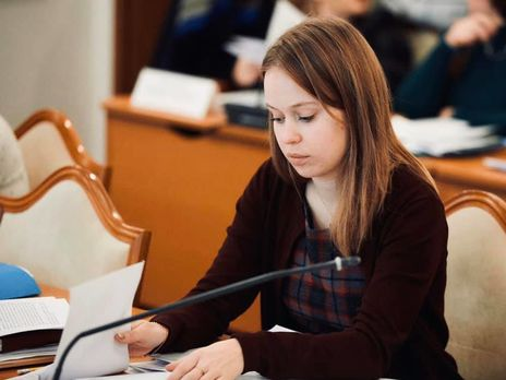 Єлизавета Ясько (на фото) заявила, що у неї немає повноважень виключити Юлію Льовочкіну з української делегації в ПАРЄ