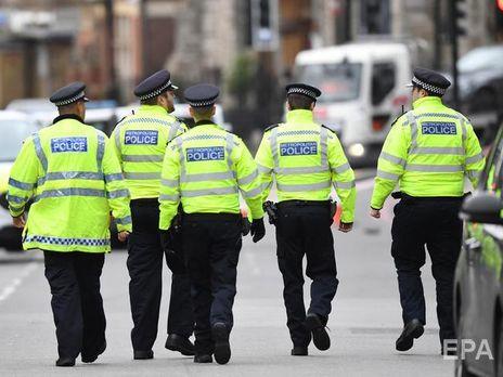 Милиция  подтвердила, что нападавший встолице Англии  совсем недавно  вышел изтюрьмы