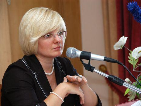Тетяна Котюжинська: Закон Ткаченка регулює медіа, а запропонований Бородянським роботу журналістів. Це гілки одного дерева...