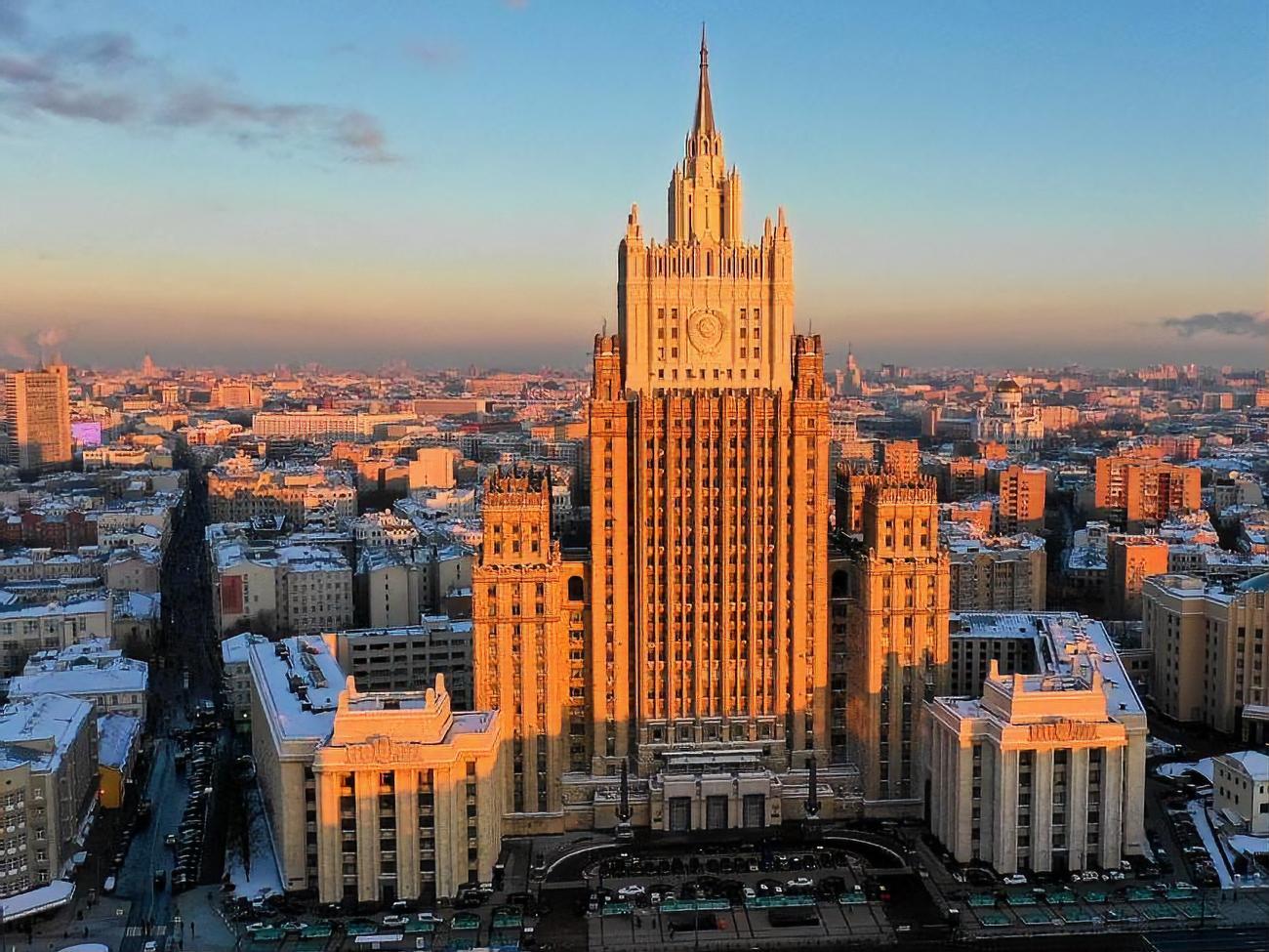 Москва ответила на санкции ЕС из-за Навального