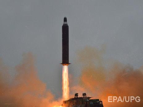 Запущенные КНДР три баллистические ракеты упали вморе неподалеку от Японии