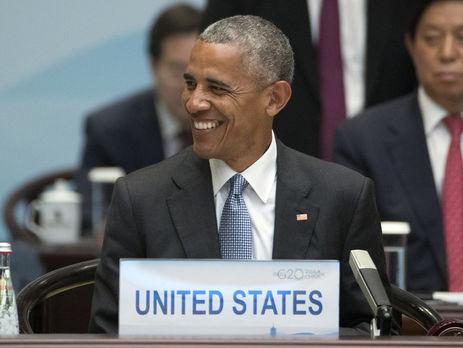 Обама сам предложил Путину провести встречу вХанчжоу