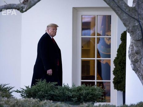 Чи був Трамп у Білому домі під час інциденту, не уточнюють
